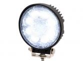 LED Arbeitsscheinwerfer rund 24 Watt 1.440 Lumen 60 Grad