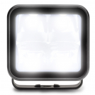 LED Mini Arbeitsscheinwerfer 20W 1.920lm Blackline spot