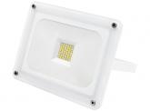 SMD LED Fluter 30W 2.700 Lumen Glas Design weiß