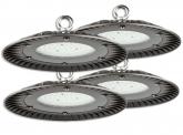 4x LED Hallenstrahler UFO High Bay 60 Watt 6.000 Lumen