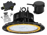 LED UFO dimmbar 150W mit Bewegungsmelder