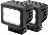 2x LED Arbeitsscheinwerfer 60W 4.800 Lumen