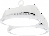 2x LED Hallenstrahler dimmbar 150W 18.750 Lumen weiß