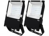 2x SMD LED Fluter PCCooler 50W 6.500 Lumen