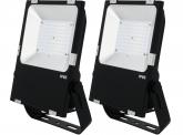 2x SMD LED Fluter 80 Watt 9.600 Lumen PCCooler