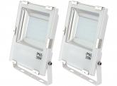 2x SMD LED Fluter 30 Watt 3.300 Lumen