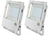 2x SMD LED Fluter 100 Watt 11.000 Lumen