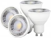 4x LED Reflektorlampe GU10 4W 350 Lumen
