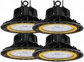 4x LED Hallenstrahler dimmbar 100W 14.500 Lumen