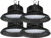 4x LED Hallenstrahler 50 Watt 4.700 Lumen