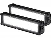 2x LED Fernscheinwerfer 49 Watt mit Zulassung ECE R112