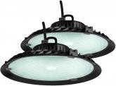 2x LED Hallenstrahler 100 Watt 9.000 Lumen