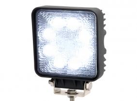 LED Arbeitsscheinwerfer eckig 24 Watt 1.440 Lumen
