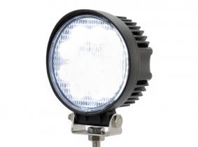 LED Arbeitsscheinwerfer rund 27 Watt 1.620 Lumen 30 Grad