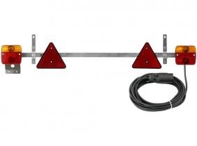 Stangenleuchte ausziehbar mit Kabel