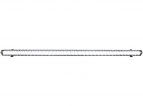 LED Light Bar OSRAM LEDs 117 Watt 8.190 Lumen Eco