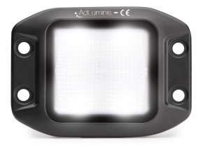 LED Arbeitsscheinwerfer 40W 4.800lm Blackline flood Einbau