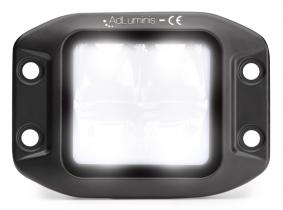 LED Arbeitsscheinwerfer 40W 4.800lm Blackline spot Einbau
