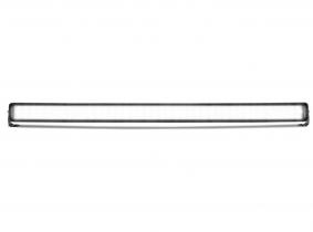 LED Light Bar 400W 48.000lm Blackline Temperatur Control Curved Double Row