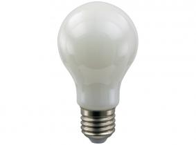 LED Fadenlampe A60 Bulb E27 matt 6W 530 Lumen