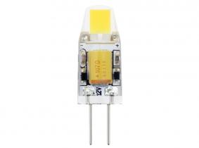 G4 LED Stiftsockellampe 12V 1W 110 Lumen