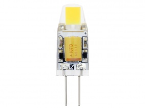 G4 LED Stiftsockellampe 12V 1W 120 Lumen tagweiß