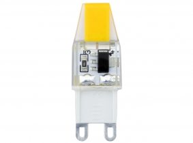 G9 LED Stiftsockellampe 2,5W 300 Lumen warmweiß