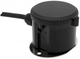 Bewegungsmelder schwarz für Hallenstrahler dimmbar