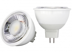 LED Reflektorlampe MR16 dimmbar 6W 500 Lumen