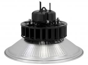 LED Hallenstrahler Aluminium Reflektor 60W 7.800 Lumen