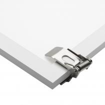 Federclips (4 Stück) für LED Panels