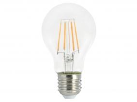LED Fadenlampe Bulb E27 klar 4,5W 470lm 2.000K