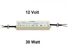 Spannungswandler 230V auf 12V 30 Watt