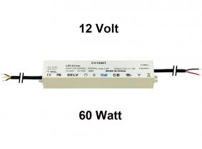 Spannungswandler 230V auf 12V 60 Watt