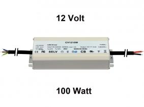 Spannungswandler 230V auf 12V 100 Watt