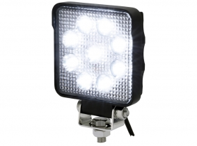 LED Rückfahrscheinwerfer ECE R23 15W 1.250 Lumen IP69K