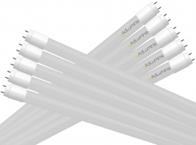 10x LED T8 Röhre 120cm tagweiß 18W 2.400 Lumen