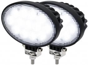 2x LED Arbeitsscheinwerfer 39W 3.120 Lumen
