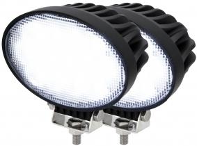 2x LED Arbeitsscheinwerfer 65W 5.200 Lumen