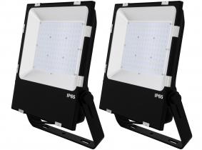 2x SMD LED Fluter 150 Watt 19.500 Lumen PCCooler