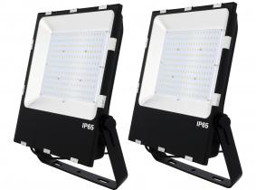 2x SMD LED Fluter 200 Watt 26.000 Lumen PCCooler