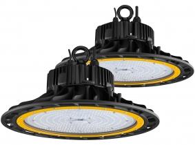 2x LED Hallenstrahler dimmbar 200W 27.300 Lumen