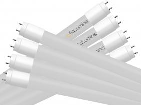8x LED T8 Röhre 120cm kaltweiß 18W 1.900 Lumen