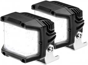 2x LED Fernscheinwerfer 29 Watt mit Zulassung ECE R112