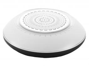 Schwimmende Poolbeleuchtung mit Bluetooth Lautsprecher
